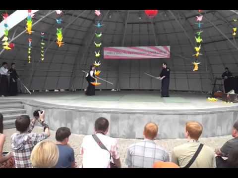 Embedded thumbnail for Танабата часть2 2014г.