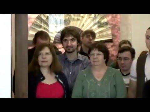 "Embedded thumbnail for Выставка ""Живой меч"" музея им. Н.И. Гродекова"